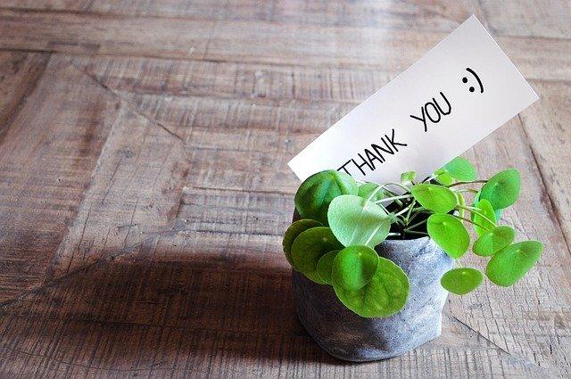 frases de agradecimento para clientes
