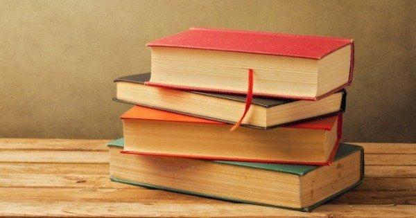 Livros como ideias de brindes