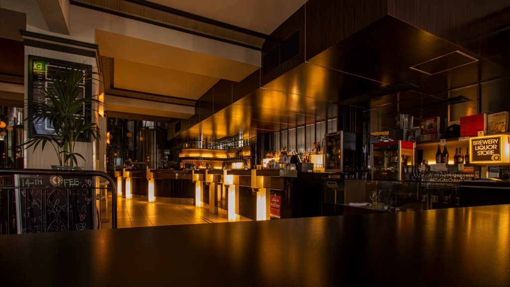 Quando for abrir um bar ou restaurante, fique atento na construção do seu ambiente.