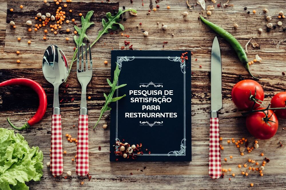 Pesquisa satisfação restaurante