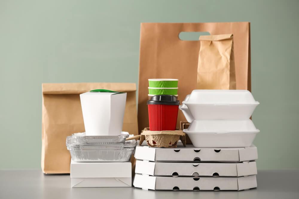 embalagem delivery