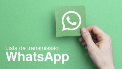 lista de transmissao whatsapp