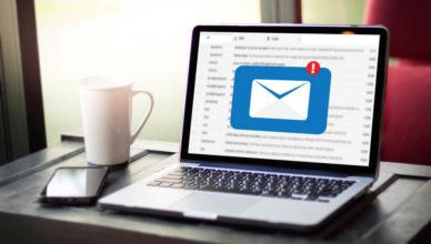 tipos de email